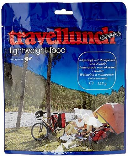 Travellunch Set 6 x Mahlzeiten mit Fleisch