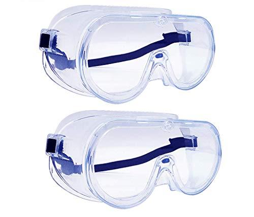 2 x Schutzbrillen